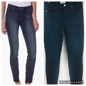 PAIGE Verdugo Ankle Skinny Jean 30